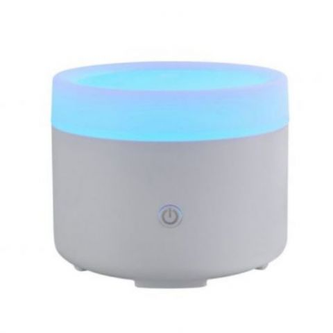 Liv White USB Travel Mood Lighting - Made By Zen Mini Ultrasonic Aromatherapy Diffuser